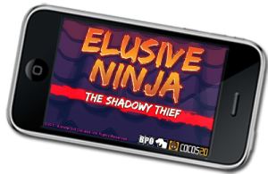 Elusive Ninja: The Shadowy Theif